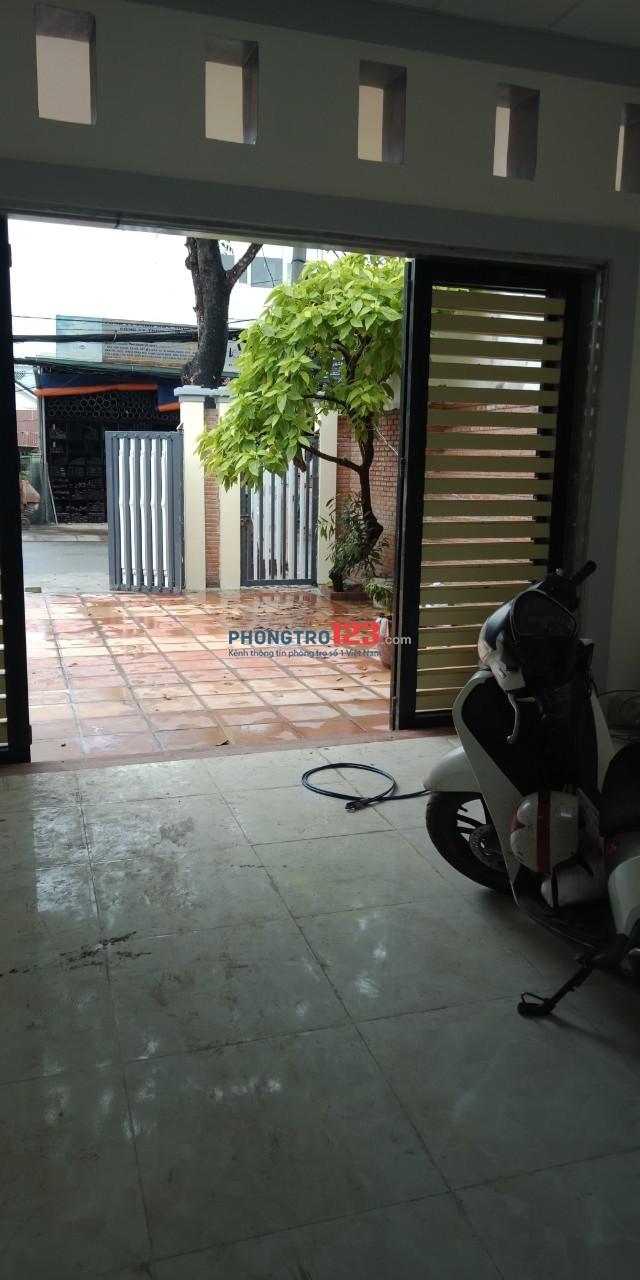 Chính chủ cho thuê nhà mới xây 250m2 mặt tiền 2790 Phạm Thế Hiển, P.7, Q.8
