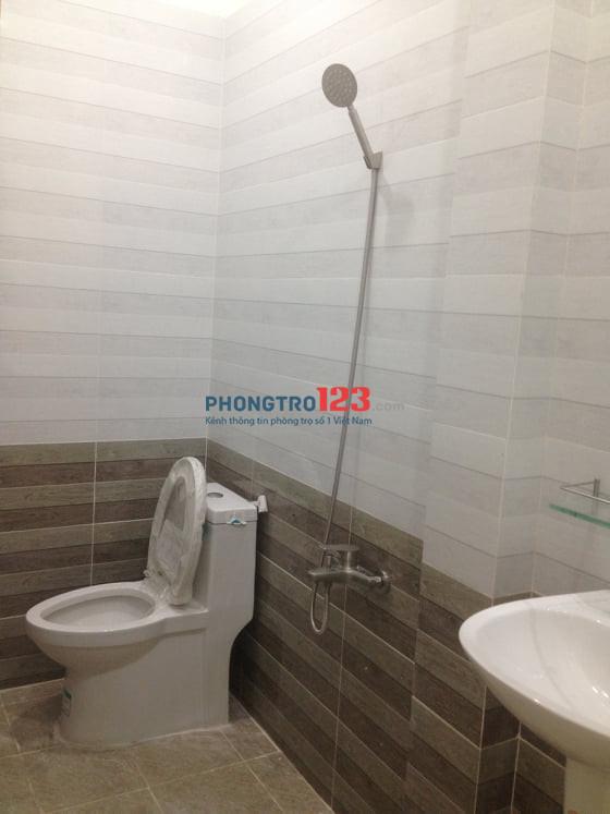 Cho thuê phòng mới xây có gác,wc trong phòng ,giờ giấc tự do ,Gia 1tr5 Quận Bình Tân