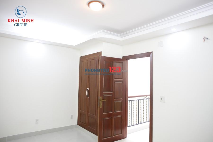 Phòng có BAN CÔNG, WC riêng, ngay chợ Thạch Đà, Gò Vấp
