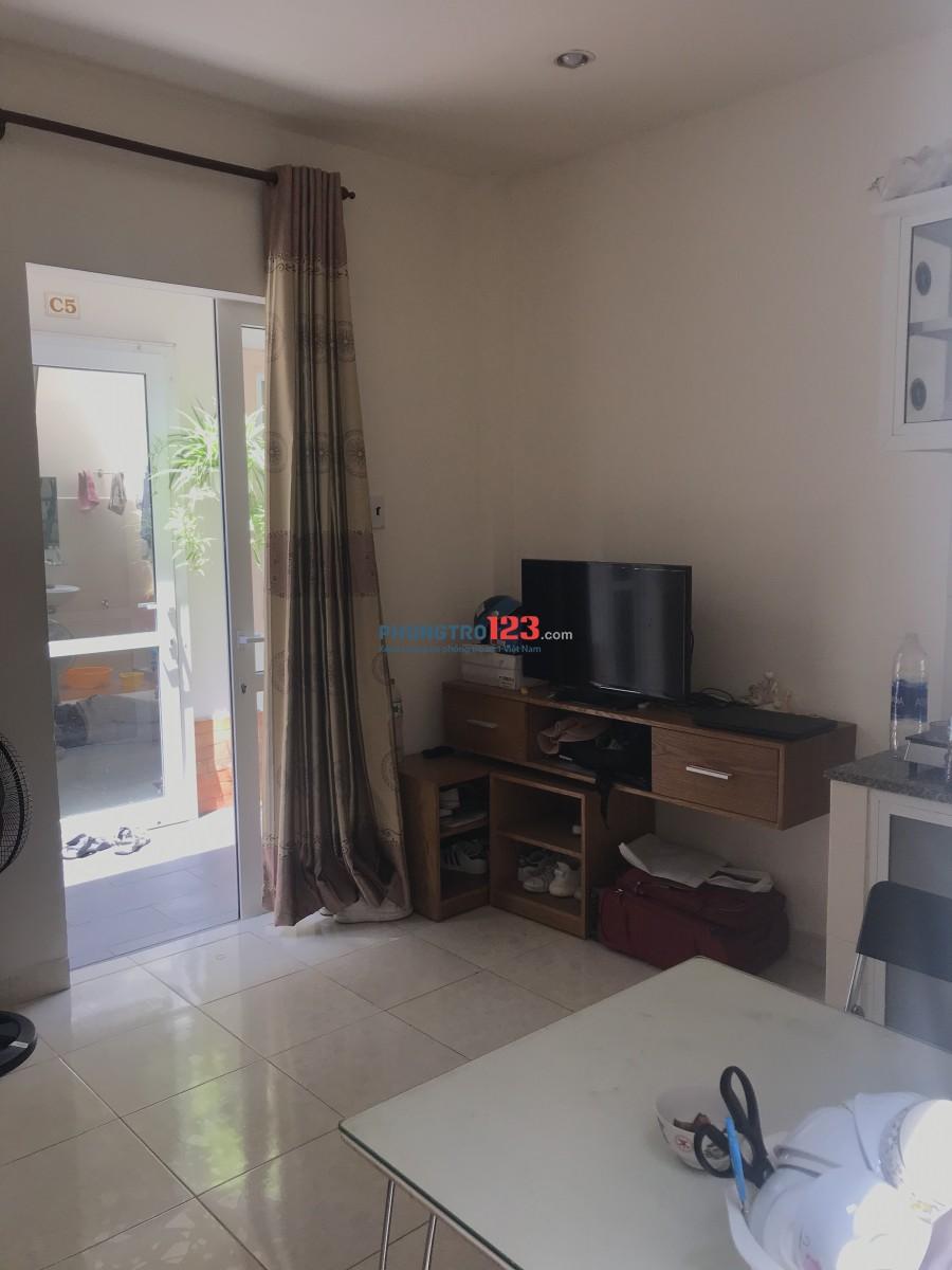 Căn hộ mini full nội thất gần sân bay quân Tân Bình