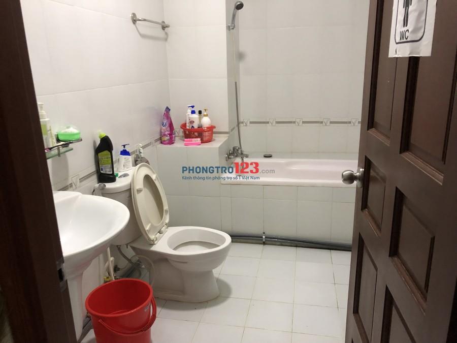 Nhượng căn hộ Q7 (Khu Nam Long)