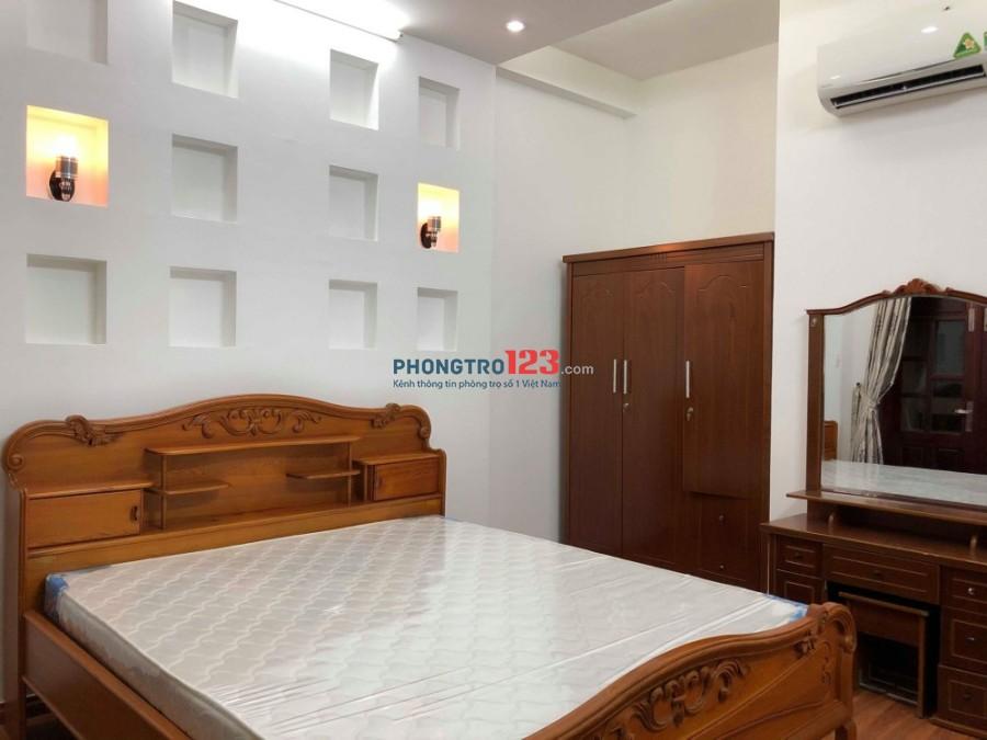 Phòng cho thuê giá rẻ Nguyễn Trung Trực - Bình Thạnh