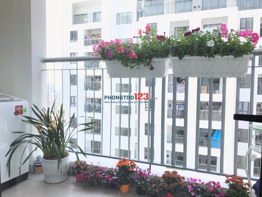 Cho Thuê Căn Hộ Central Point 219 Trung Kính Full Nội Thất, Giá Rẻ