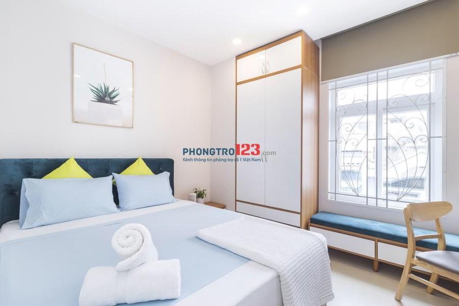 Căn hộ studio cao cấp mới xây, full tiện nghi gần sân bay Tân Sơn Nhất