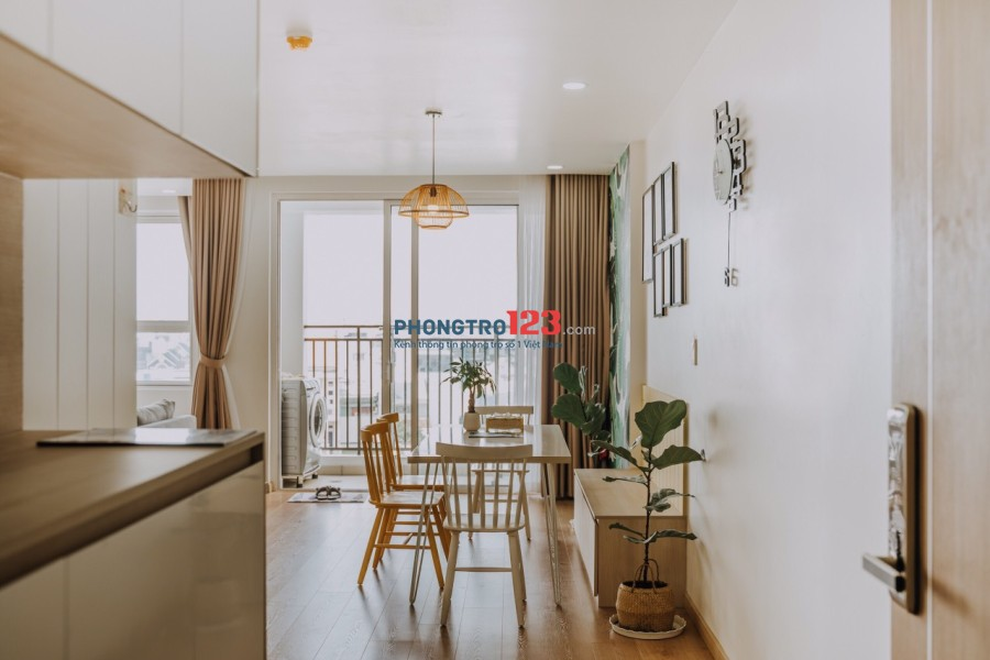Chính chủ cho thuê căn hộ Richstar Full nội thất 91m2 2pn tại Hòa Bình, Q.Tân Phú