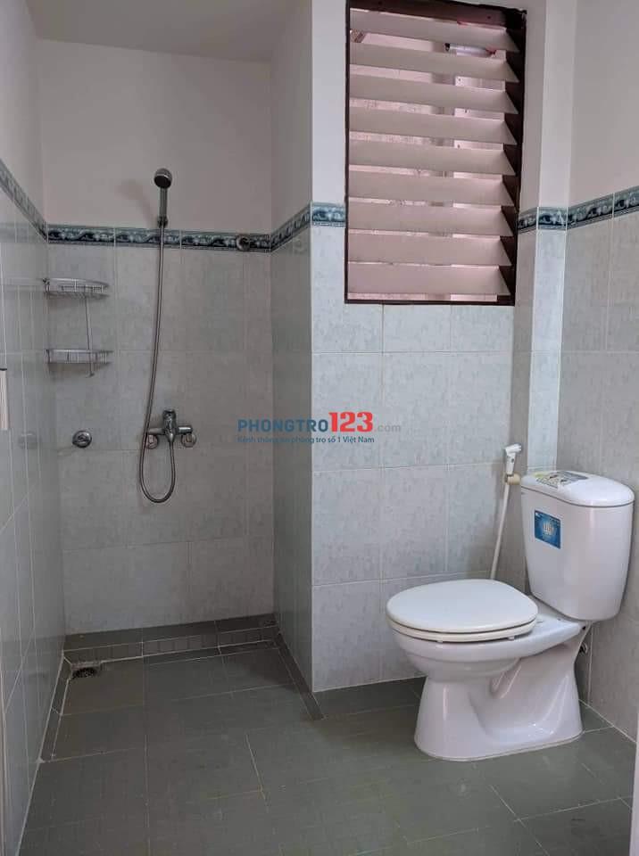 Phòng trọ quận 8 - bao nước, xe, vệ sinh - gần trung tâm q1, q2, q4