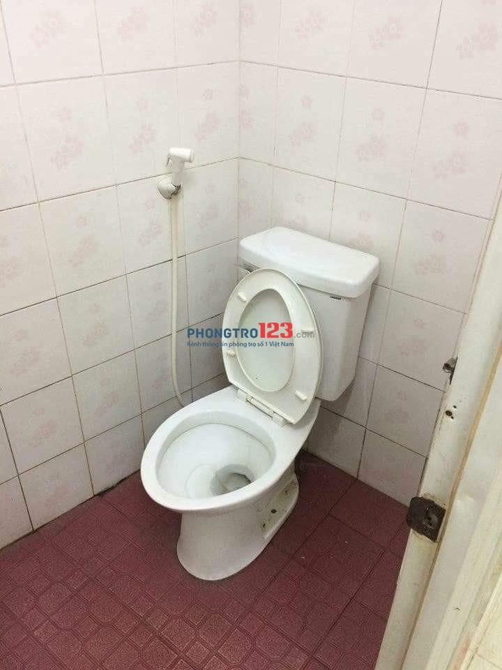 Phòng trọ Quang Trung 45m2, camera an ninh, giờ giấc tự do