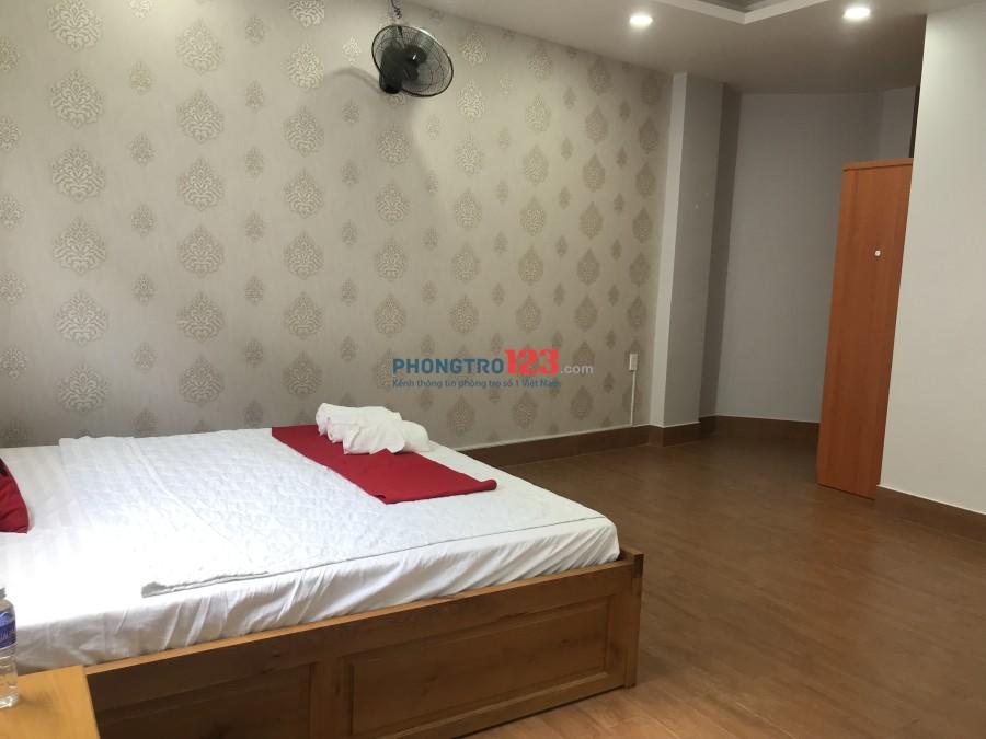 Phòng trọ Full Nội thất, MT 68 Huỳnh Tấn Phát, Quận 7