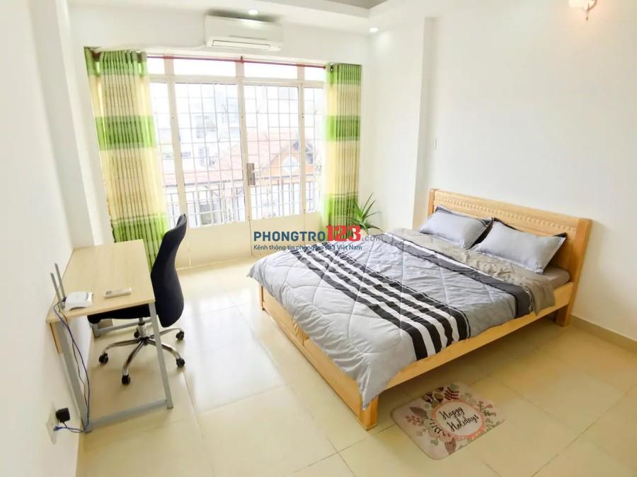 Nhà có dư 1 phòng nên cho thuê - Full nội thất y như hình (Cam kết hình ảnh thật 100%)