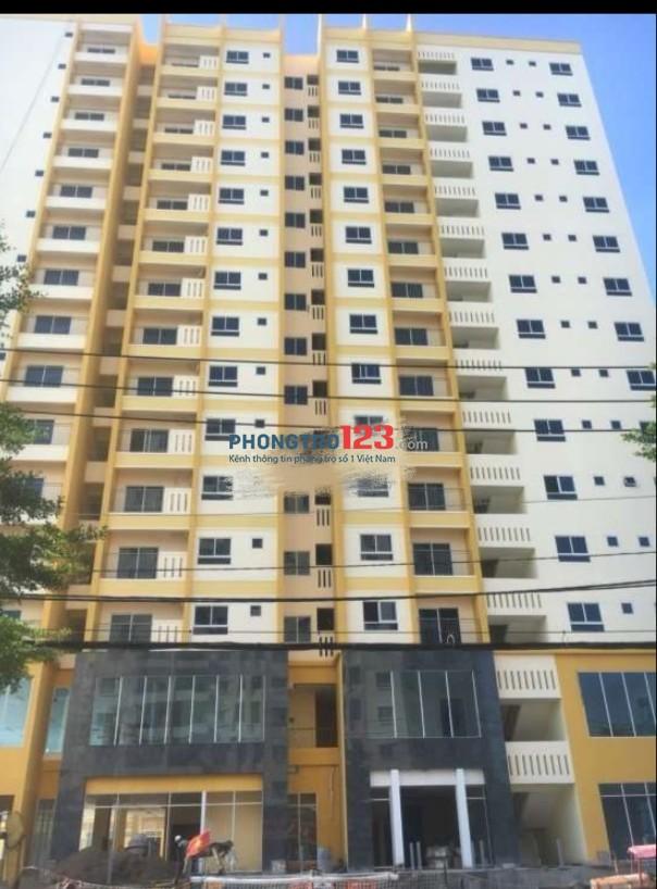 Chính chủ cho thuê căn hộ mới xây 70m2 2pn Tại Trung Mỹ Tây 2A, P.TMT, Q.12. Giá 6,5tr/tháng