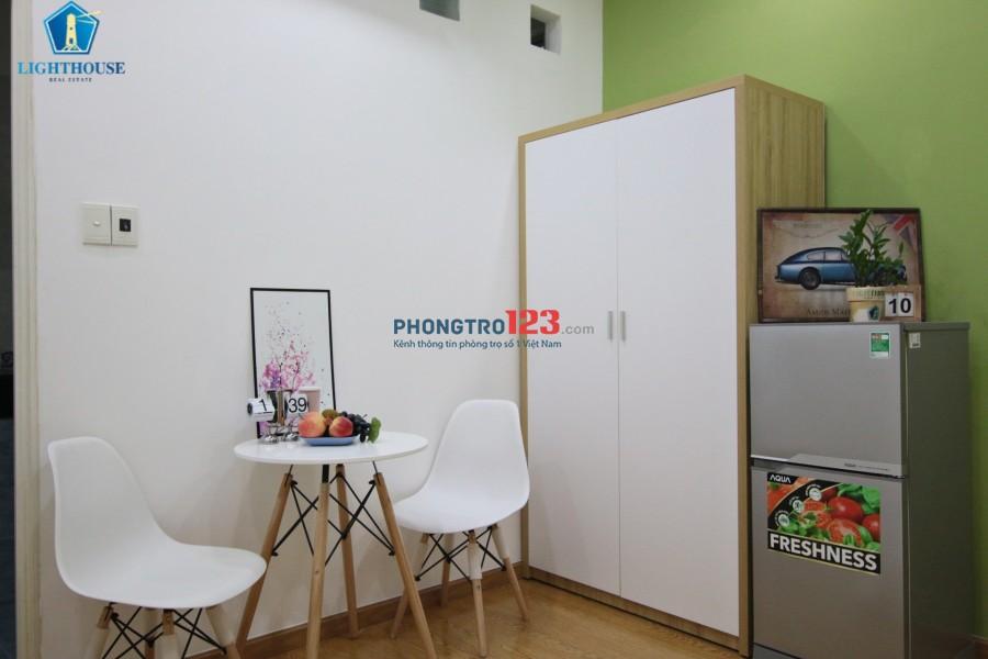 Căn hộ 2PN 45m2 Full nội thất đường Lê Văn Sỹ, Quận Tân Bình