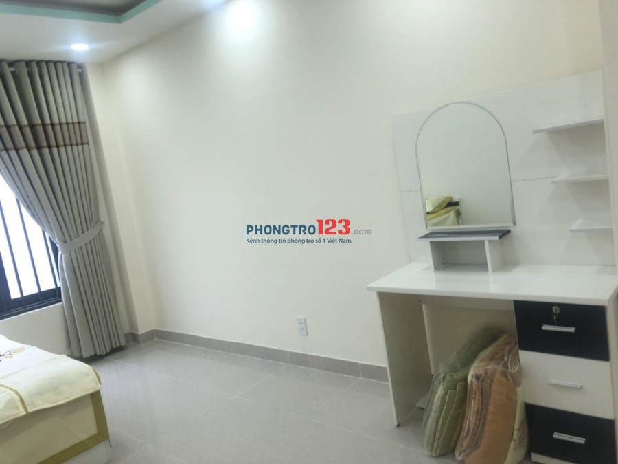 Cho thuê phòng trọ cao cấp, tiện nghi tại 319/22 Nguyễn Công Trứ, P.Nguyễn Thái Bình, Quận 1