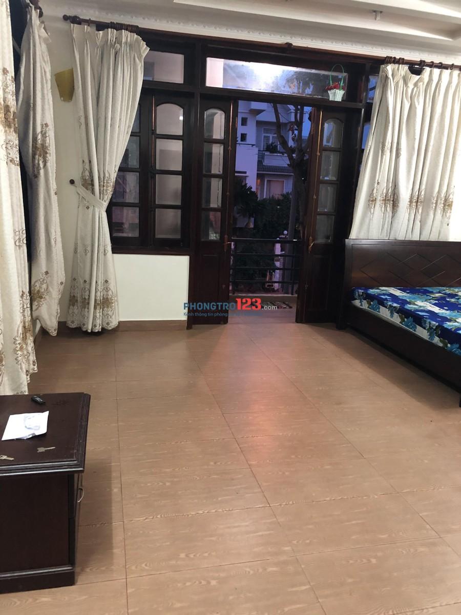 Căn hộ mini rất đẹp, đầy đủ nội thất, khu biệt thự Him Lam sang trọng