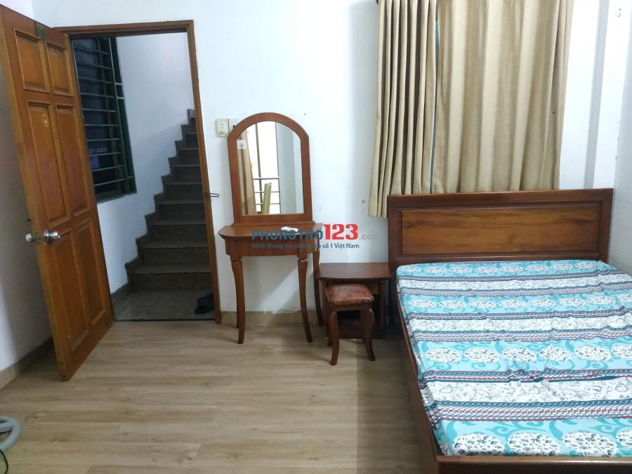 Phòng đầy đủ nội thất, giờ giấc tự do, Giá điện 2,800/số