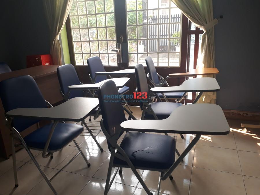 Cho thuê văn phòng/phòng dạy học