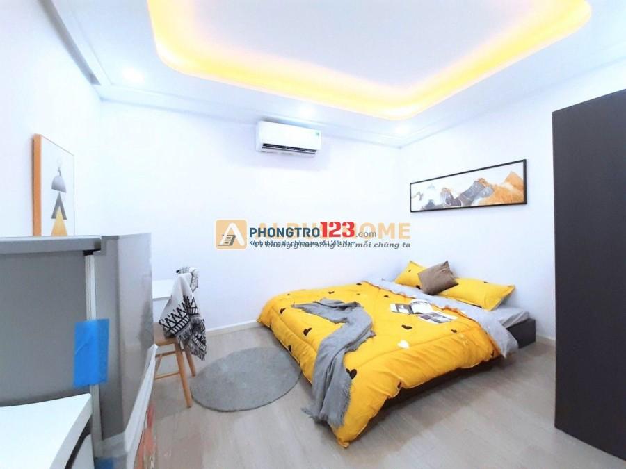 Tết đến, xây nhà mới cho khách ở thơm luôn, CHDV ngay Lâm Văn Bền, Q.7, full nội thất, giá cực sock, chỉ từ 4tr8
