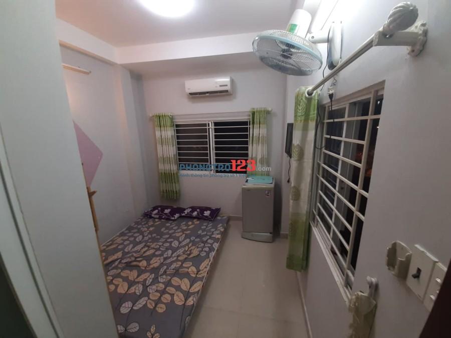 Cho thuê phòng trọ full nội thất tại Nguyễn Cư Trinh Q1
