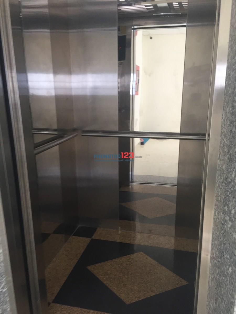 Cần Nam ở ghép giá 1tr5, phòng đẹp có thang máy