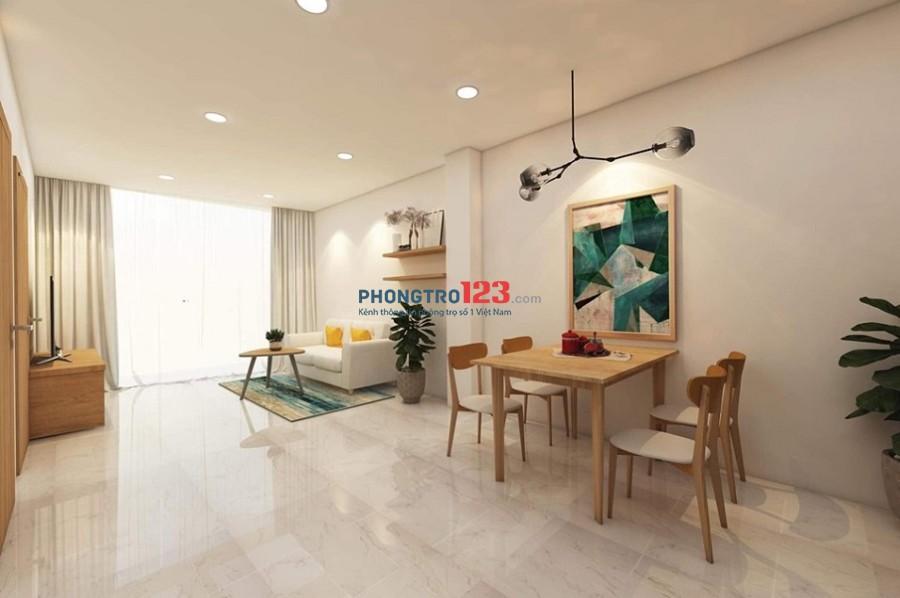 Phòng mới xây full nội thất, ngay CV Lê Thị Riêng, Q10