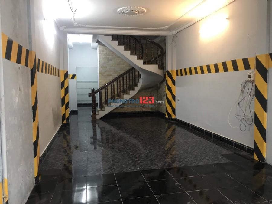 Cho thuê nhà nguyên căn 1 lầu 5x12 Tại 20/6 Đường Tân Quý, P.Tân Quý, Q.Tân Phú