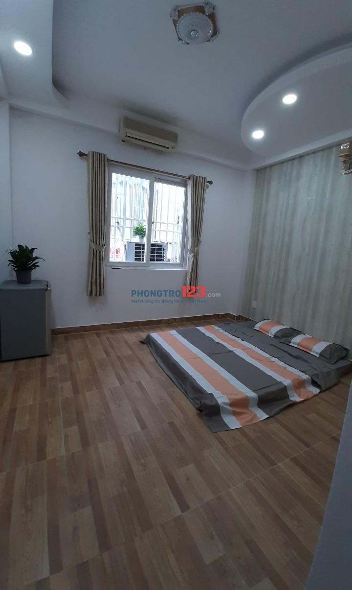 Cho thuê phòng khu vực Bình Thạnh gần các trường đại học