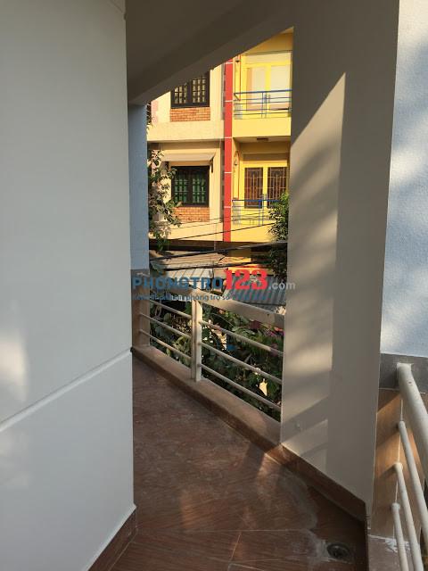 Phòng máy lạnh, rộng rãi,tầng trệt phù hợp mẹ bầu, gia đình có con nhỏ, vị trí thuận tiện Gần đại học TĐT, Lotte Mart Q7