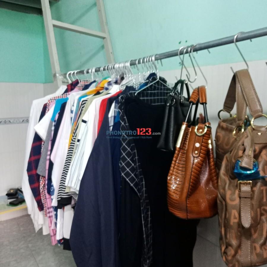 Cần sang Shop túi xách hàng hiệu mặt tiền Đường số 7, P.Bình Trị Đông B, Q.Bình Tân
