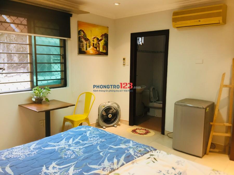 Cho thuê phòng trọ 17C Nguyễn Thị Minh Khai, Q.1