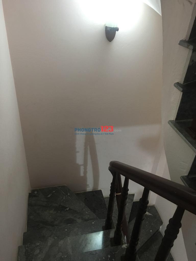 Cho thuê phòng trọ giường tầng nữ Minh Khai