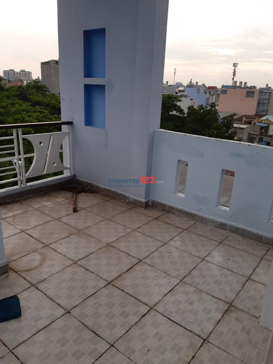 Cho thuê phòng mặt tiền 99 Bùi Quang Là Q Gò Vấp phòng đẹp vào ở ngay LH : Ms Bình