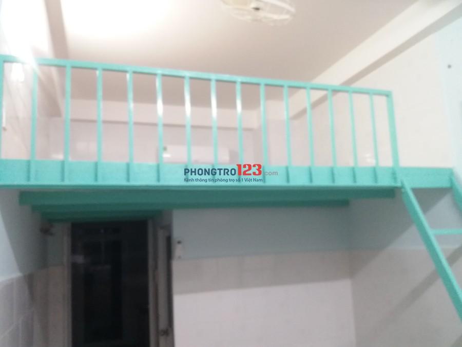 Cho thuê phòng đường CMT8, Q3; 20 đến 25 m2; từ 4,0 đế 4,5 triệu/tháng