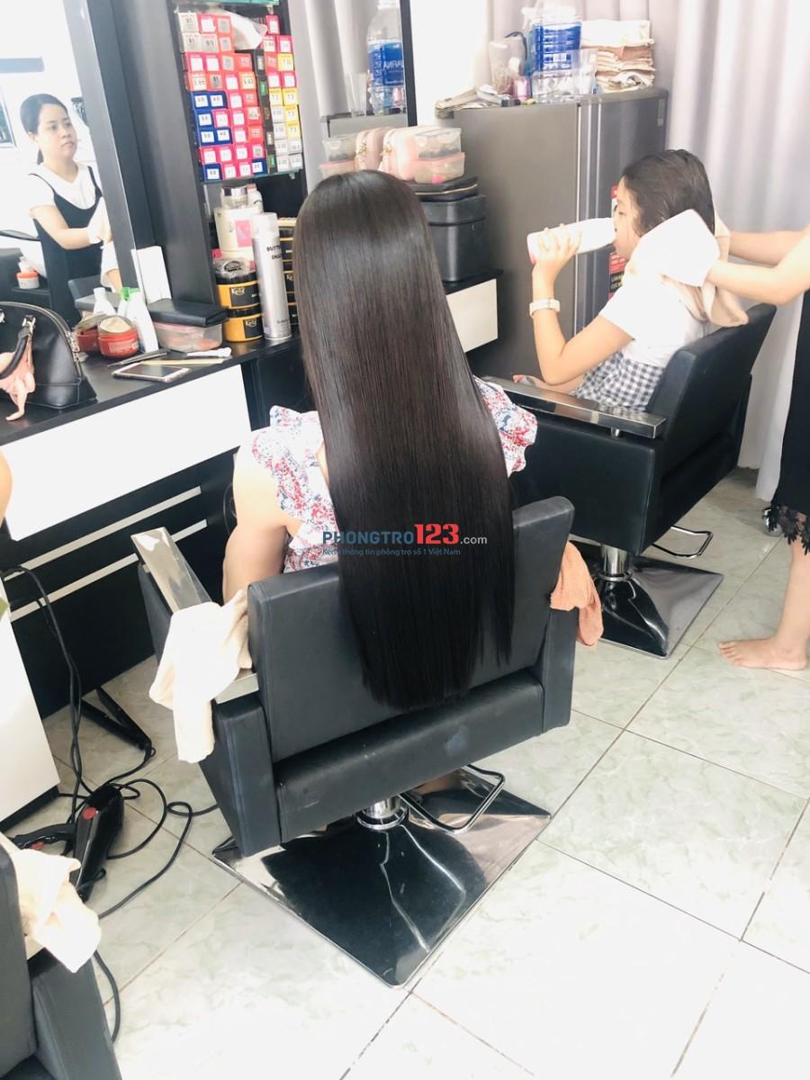 Chính chủ cần sang lại tiệm tóc thu nhập cao đầy đủ dụng cụ, tại Lâm Văn Bền, Q.7
