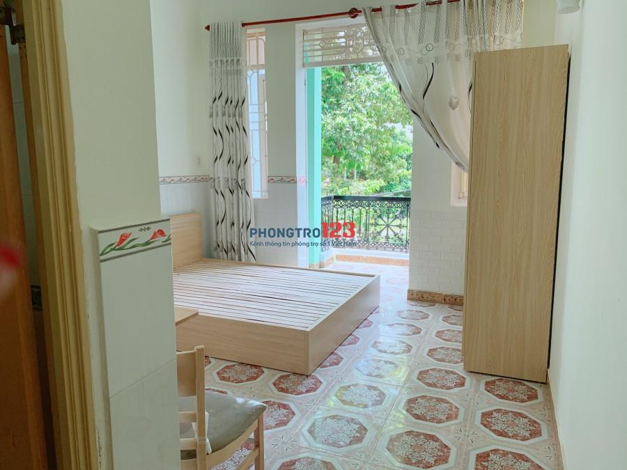 Phòng trọ mới, Quang Trung, Gò Vấp