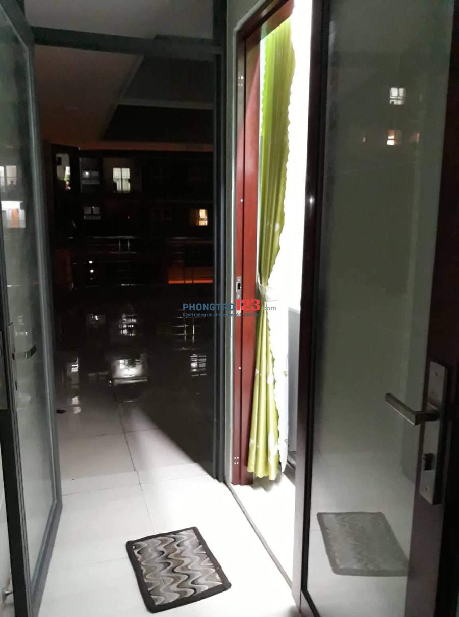 Tìm nam NVVP share phòng đầy đủ tiện nghi Tân Phú