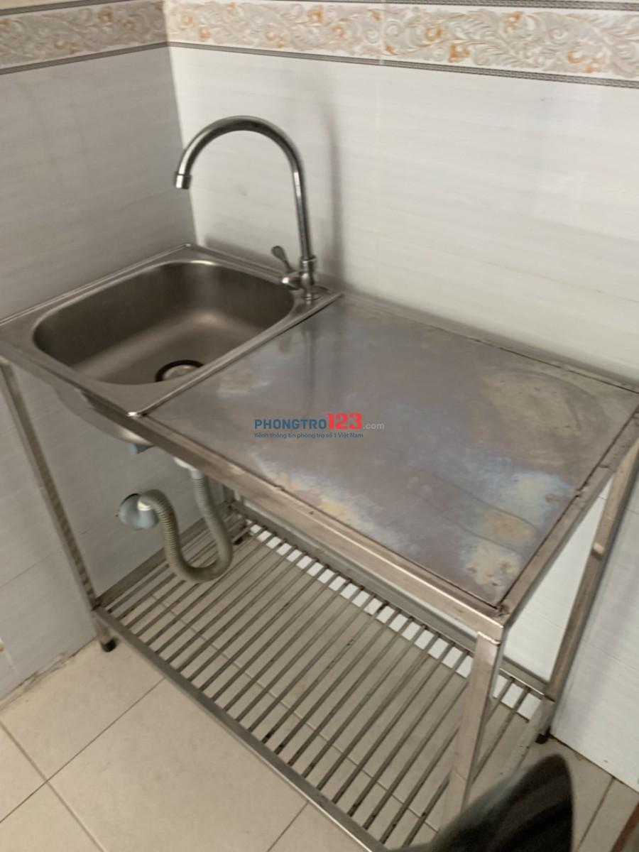 Phòng trọ giá rẻ HXH Lê Đức Thọ, Giờ giấc tự do, toilet riêng