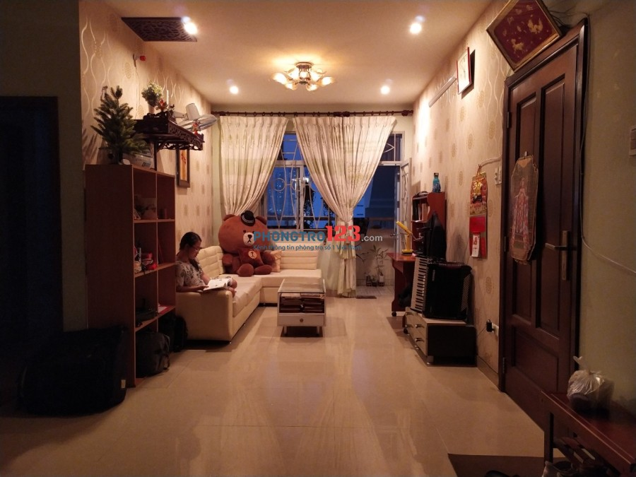 Share căn hộ 2PN - 75m [Quận Tân Phú]