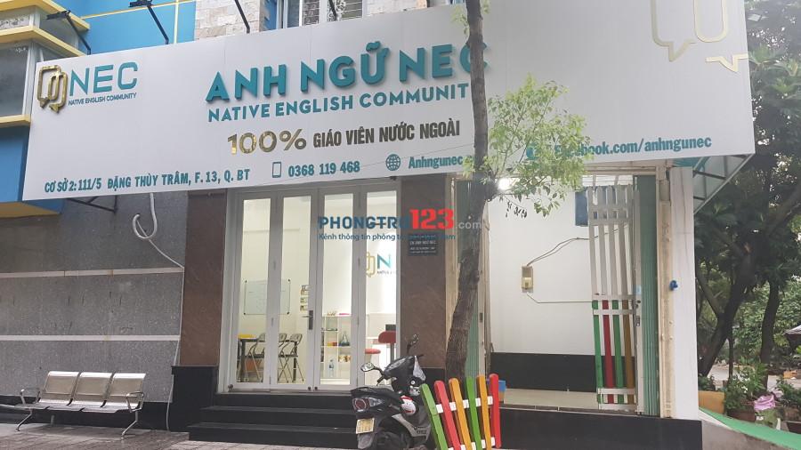 VĂN PHONG CHO THUÊ - ĐỦ TIỆN NGHI - 2TR500 - ĐƯỜNG TRỤC