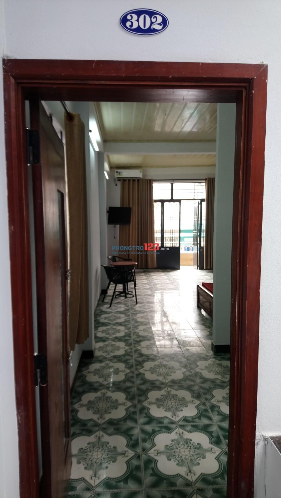Phòng trọ nhà mặt tiền Phan Thanh, dt 25m2_35m2
