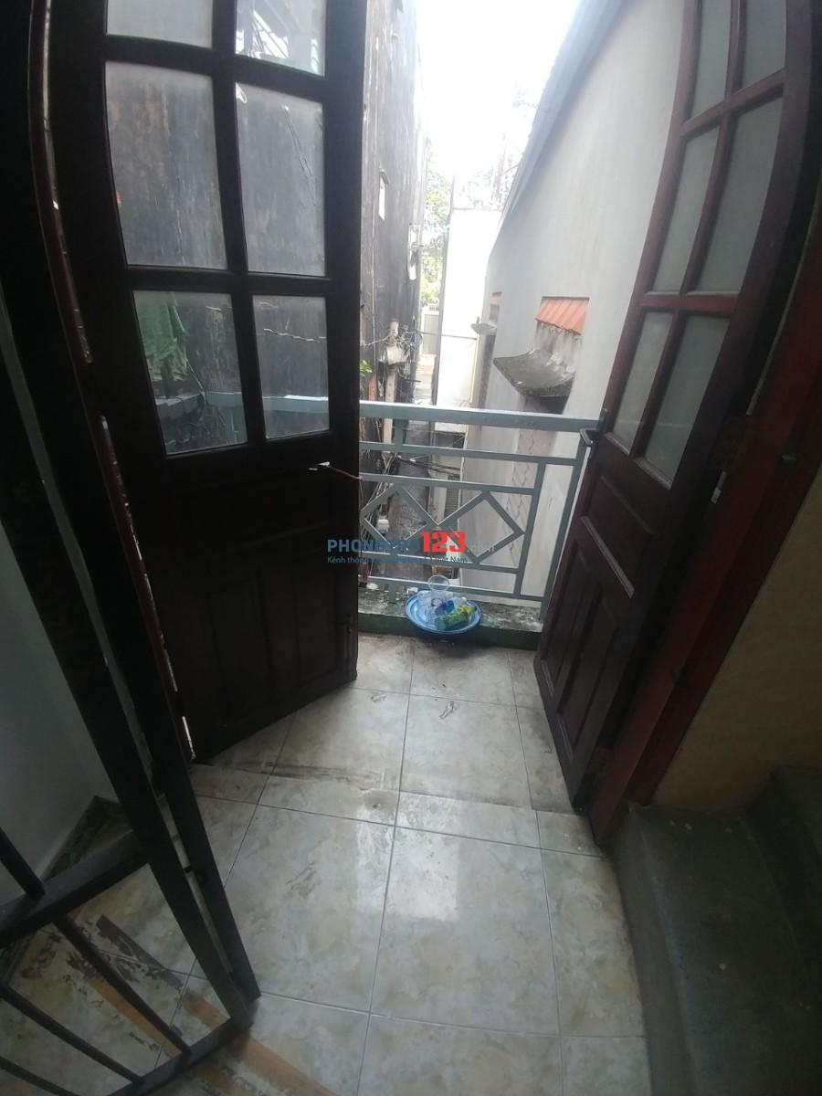 Cho thuê phòng trọ 25-45m2 đối diện bệnh viện Thống Nhất