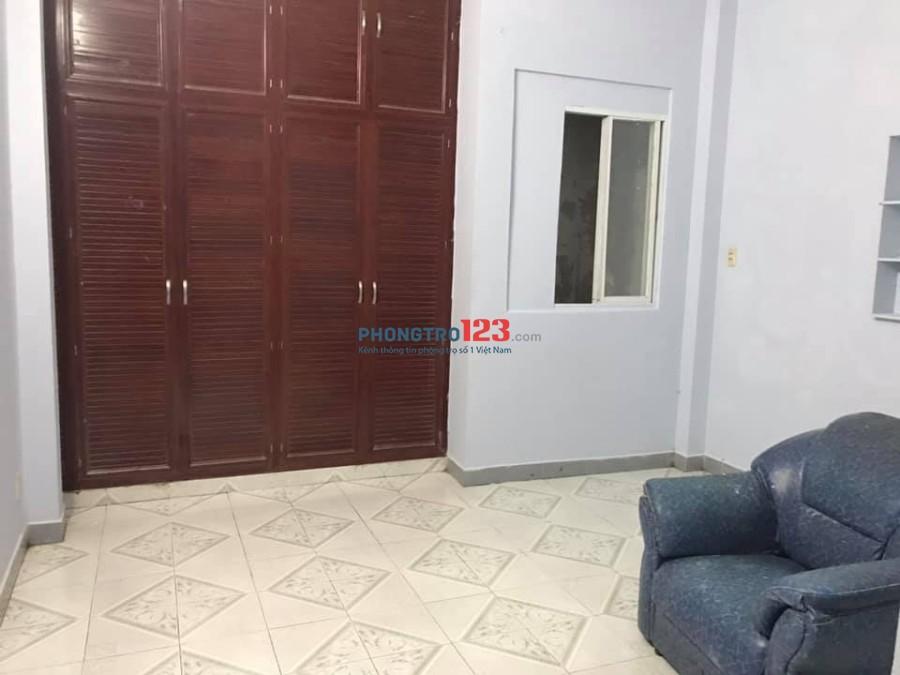 Cho thuê phòng tại 60 đường số 2, cư xá chu văn an, p 26, Q Bình Thạnh.