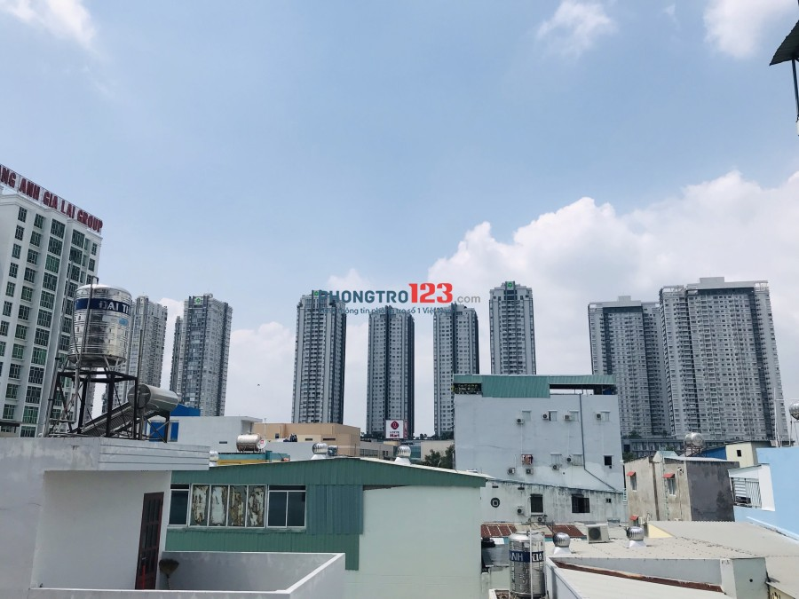 Căn hộ KHAI TRƯƠNG ngay Lotte Mart Quận 7, FREE tiền nhà hết tháng 10