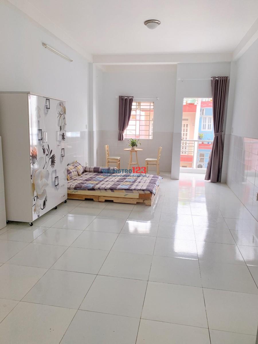 Cho thuê nhà trọ cao cấp full nội thất cao cấp đường Lê Văn Quới