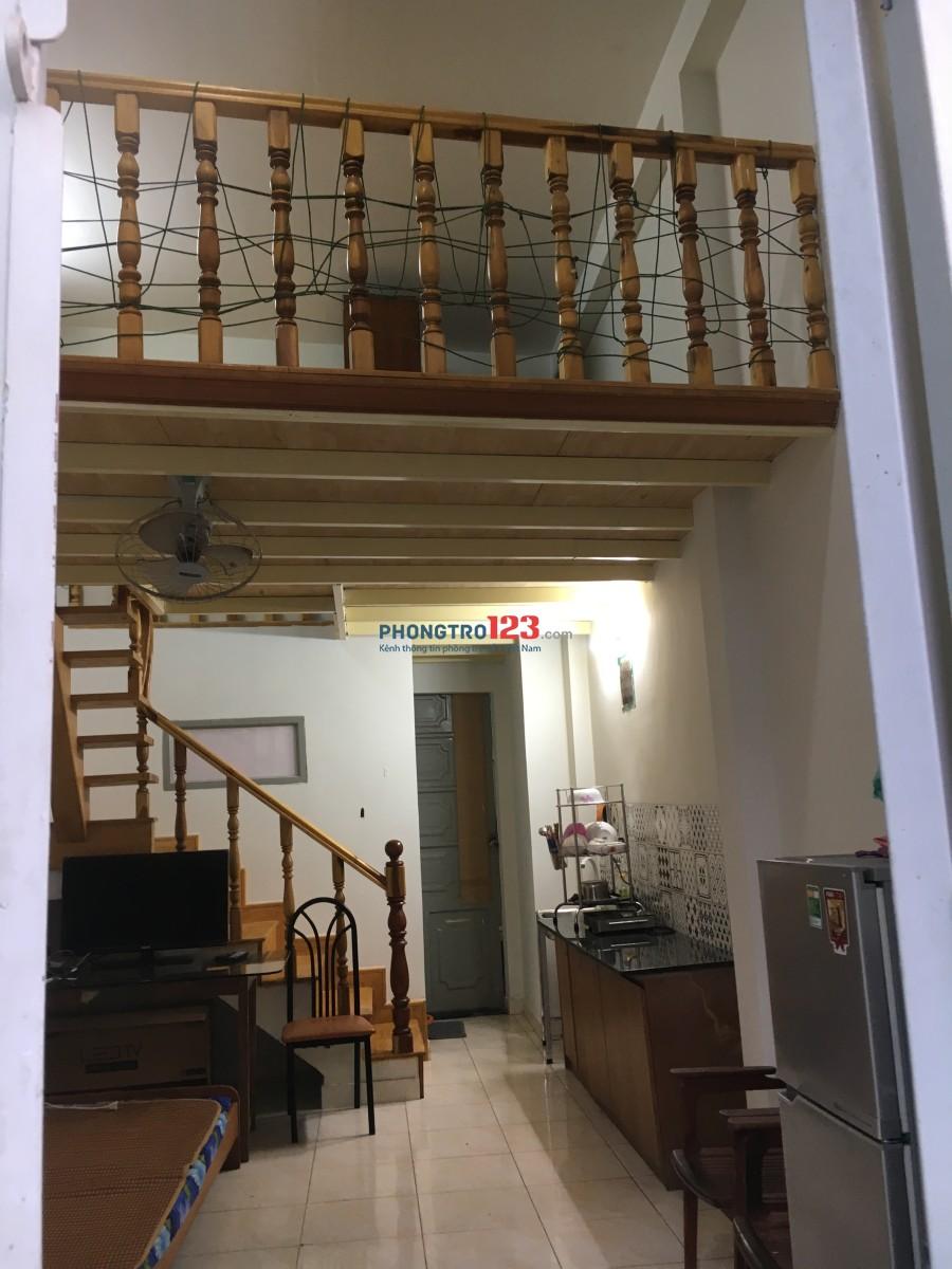 Phòng trọ 45m2 phường 17, Gò Vấp