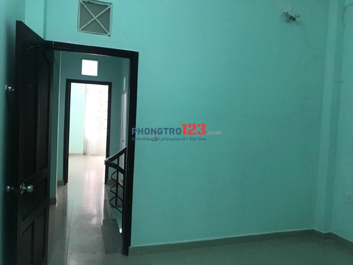 Cho thuê phòng khu vực an ninh Chu Văn An - Quận Bình Thạnh