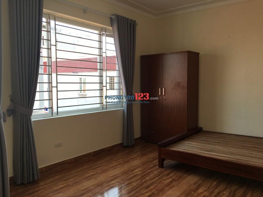 Cho thuê căn hộ 33m2, đủ đồ, giá 3,8 - 4 triệu tại ngõ 42, Trần Bình, Mai Dịch, Cầu Giấy