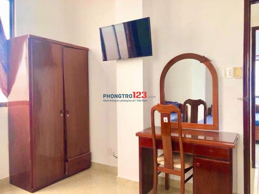 Cho thuê phòng Full nội thất, mặt tiền 11 Đinh Bộ Lĩnh, P.24, Q.Bình Thạnh Ms Linh