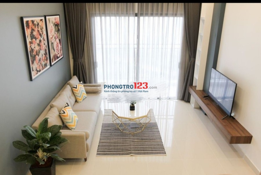 3 Bedrooms Apt. in The Sun Avenue Building. Full Furnished. Stunning Decord LH: Ms Ngọc
