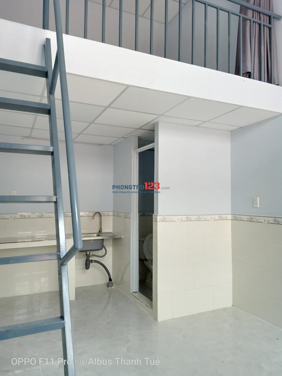 Phòng trọ mới xây, cửa sổ gần Khu Chế Xuất, Phú Mỹ Hưng, Big C, Lotte, cầu Phú Mỹ.