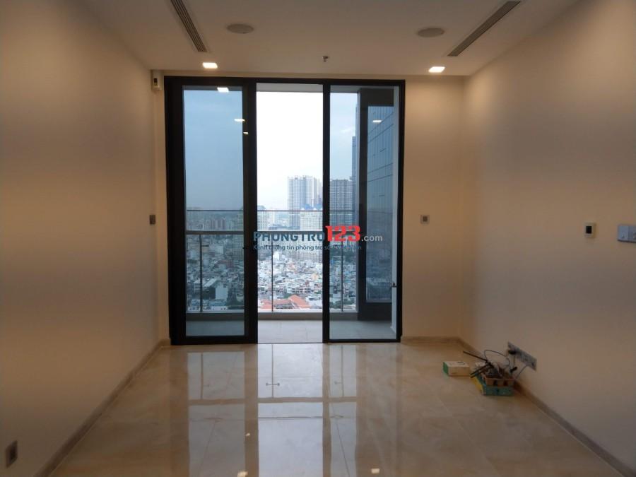 Chính chủ cho thuê căn hộ Officetel 50m2 Vinhomes Bason AQUA3 Q1 Mr Doanh