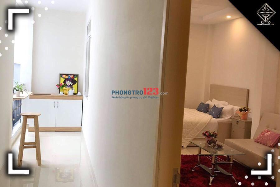 Căn hộ dịch vụ cho thuê Giá Rẻ - CAS Apartment